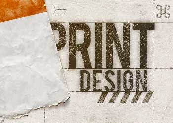 Top Qualities That a Print Design Service Provider Must Possess