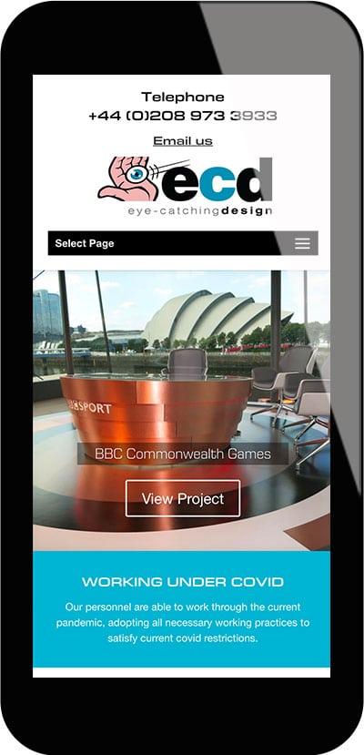 Tigerpink Design - Eye Catching Design - iPhone