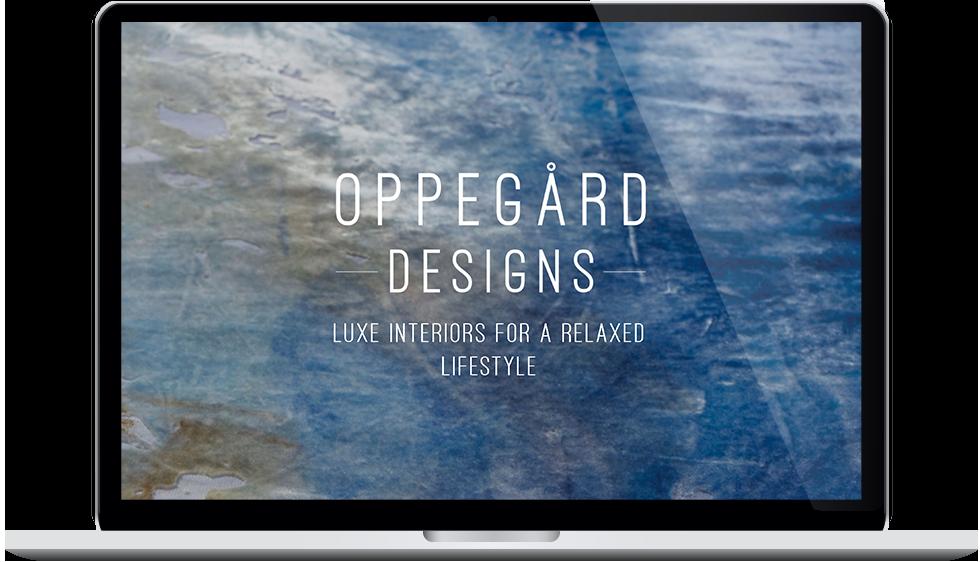 Tigerpink Design - Oppegård Designs - Laptop