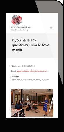 Tigerpink Design - iPhone