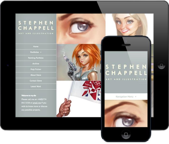 Stephen Chappel