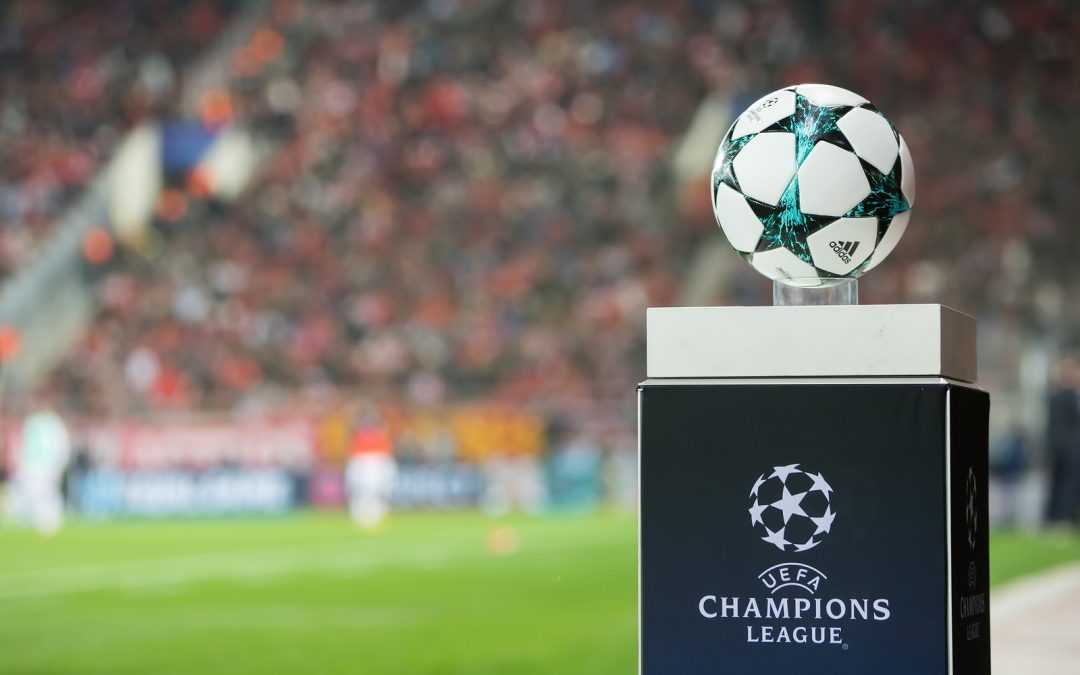 UEFA Crowns Champions League Winners By Mistake